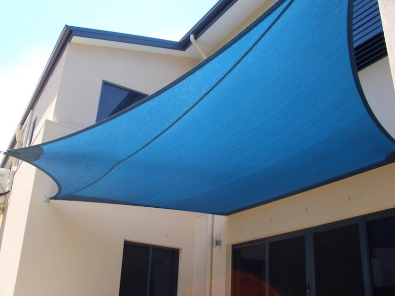 View Photo: Shade Sail Equipment
