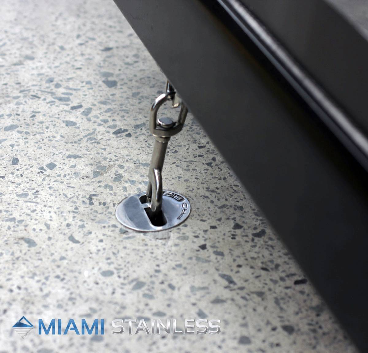 View Photo: Stainless steel anchor