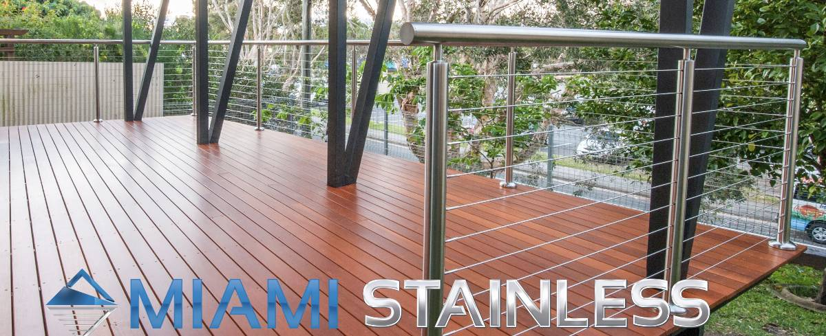 View Photo: Stainless steel handrail