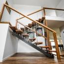 View Photo: Wire Staircase Balustrade