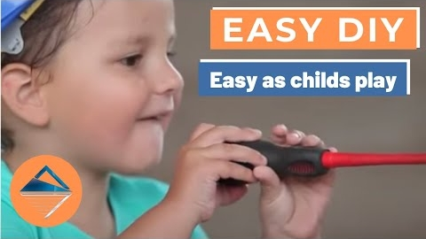 Watch Video: Our Systems Are As Easy As Childs Play
