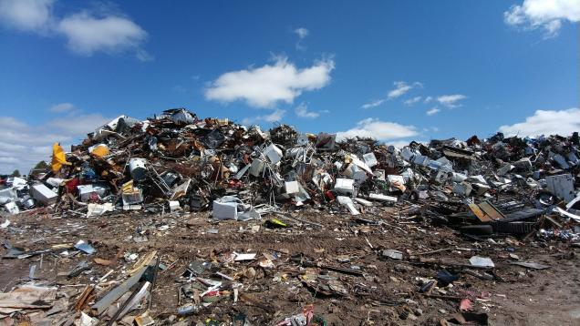 Read Article: What Type Of Rubbish Goes Into Landfill?