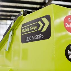View Photo: Mobile Skips® permit-free skips
