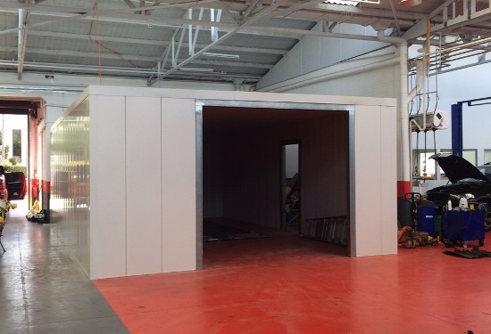 Read Article: Eliminating Noise with Modular Sound Enclosures