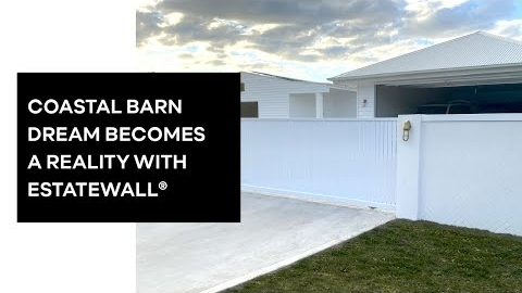 Watch Video: Coastal Barn Dream Becomes a Reality with EstateWall