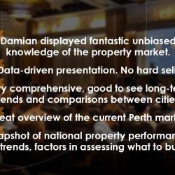 View Photo: Data-driven presentation - no hard sell.