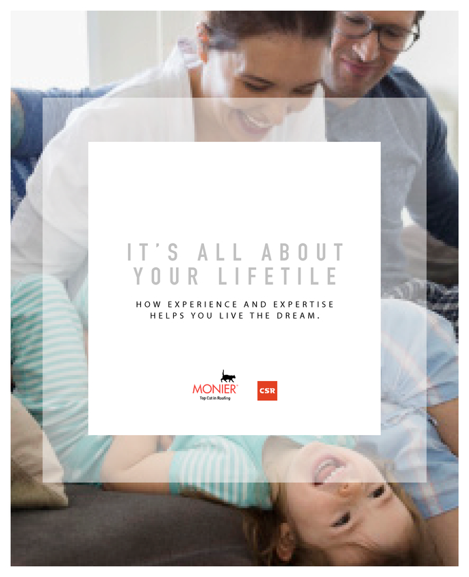 Browse Brochure: It's All About Your LifeTile