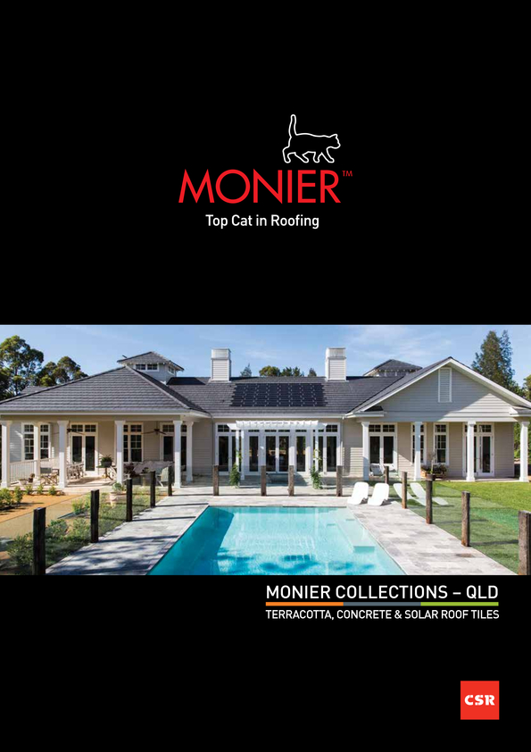 Browse Brochure: Monier Collections - QLD