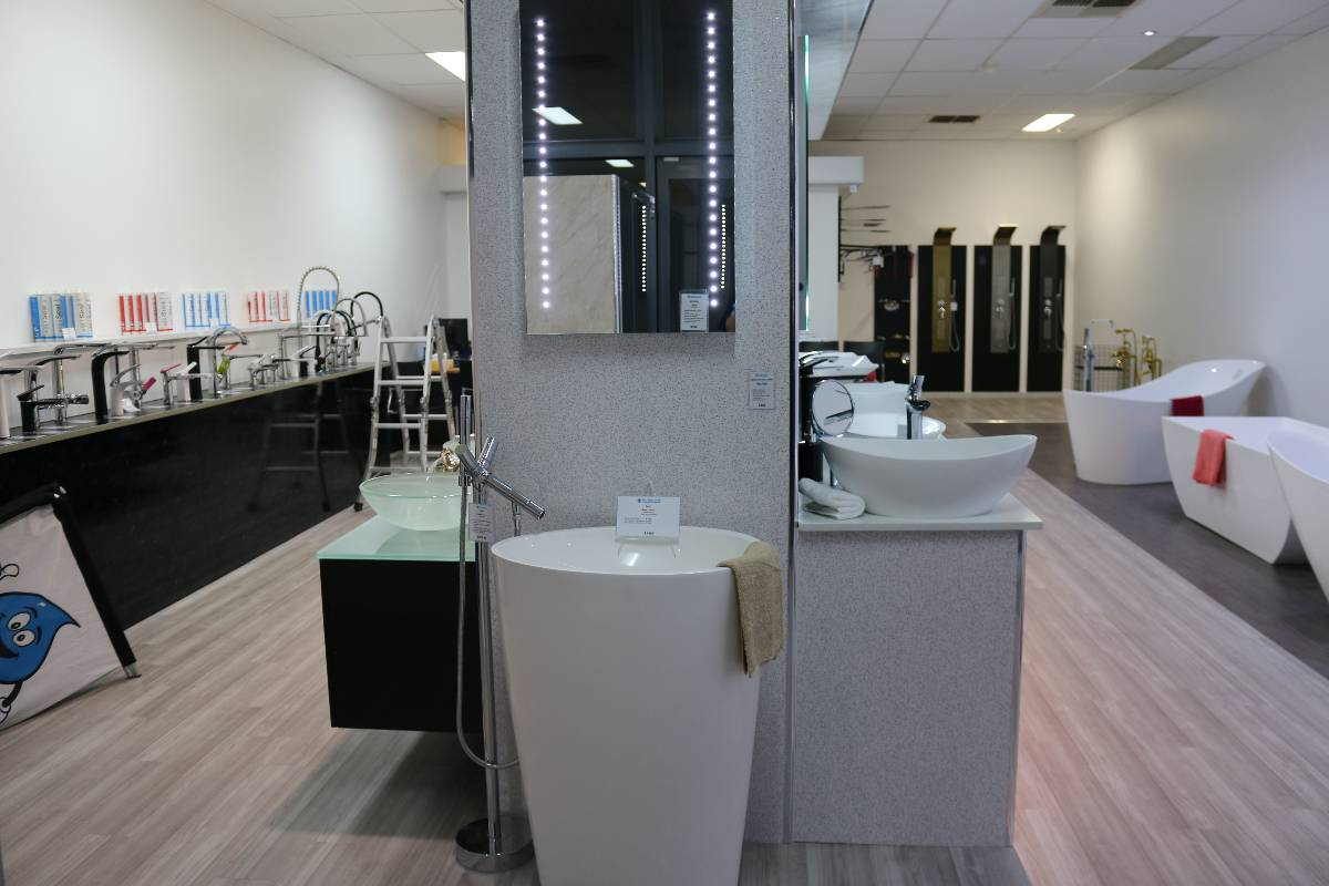 Bathroom Showrooms Joondalup joondalup showroom display photo : mr wet wall joondalup wa