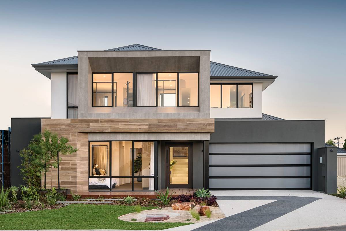 N Home Elevation Quotes : Elevation photo national homes perth wa