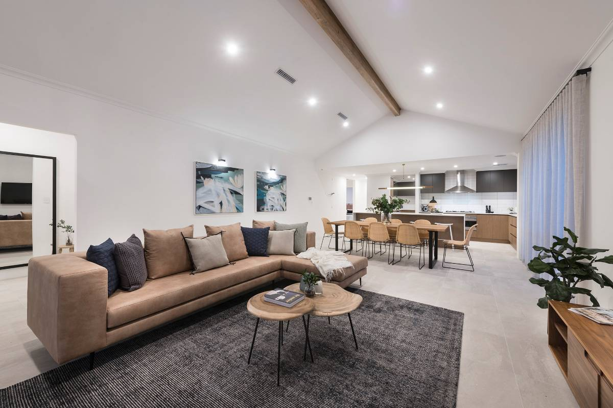 View Photo: The Desert Point Display Home