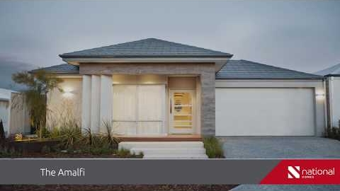Watch Video: The Amalfi Display Home | ALKIMOS BEACH
