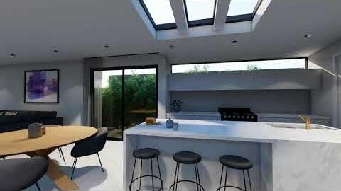 Watch Video : Luxury contemporary modern design home Mosman Park   New Home Building Brokers   Custom Builders
