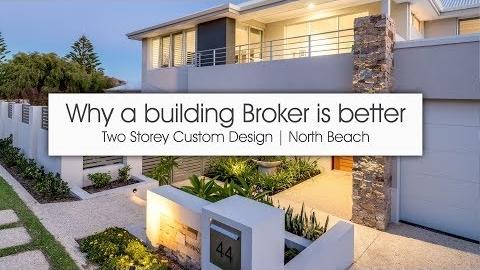 Watch Video: Two Storey Custom Home North Beach