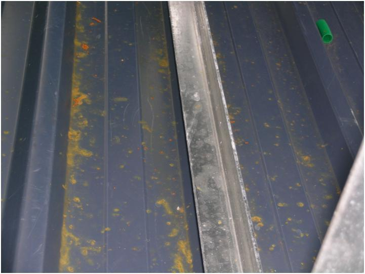 View Photo: Rust concerns.