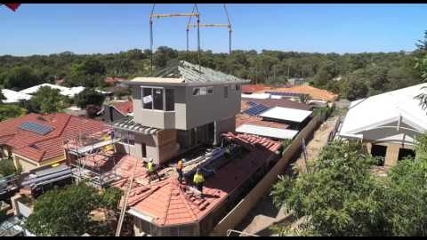 Watch Video: Bicton Modular Extension