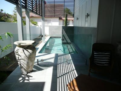View Photo: Semi-Indoor Pool