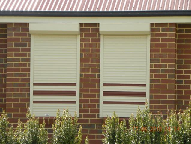 View Photo: Nu-Style Roller Shutters
