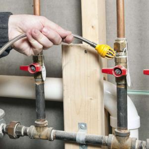 View Photo: GAS LEAK DETECTION