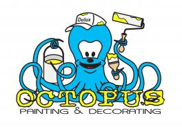 Octopus Painting and Decorating