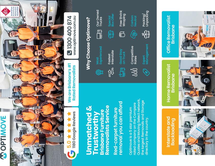 View Brochure: Optimove Services