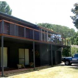 View Photo: Deck & Stainless Steel Balustrade