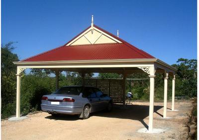 View Photo: Dutch Gable Design Carport