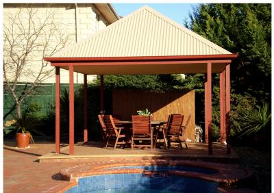 View Photo: Entertainment Area with Colorbond Roof