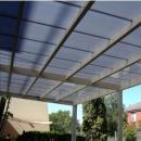 View Photo: Steel Frame Roof Verandah