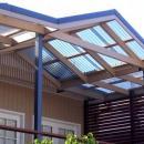 View Photo: Timber Frame Roof Patio / Verandah