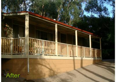 View Photo: Timber Verandah - After