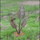 View Photo: Wren on leaves Garden Sculpture