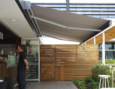 View Photo: Folding Arm Awning