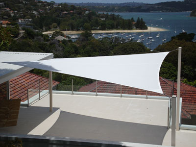 View Photo: Shade Sail Commercial