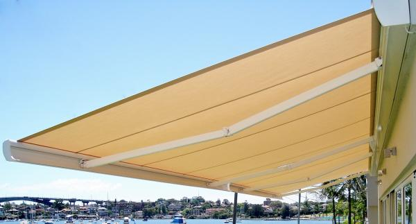View Photo: Spandau Folding Arm Awning - Drummoyne