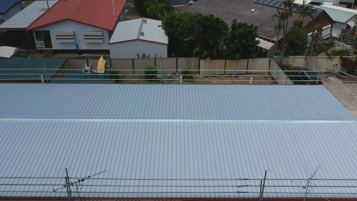 View Photo: Asbestos Roof Replacement Bribie Island Brisbane - Ozroofworks