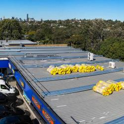 View Photo: Commercial Roof Replacement Brisbane – Ozroofworks