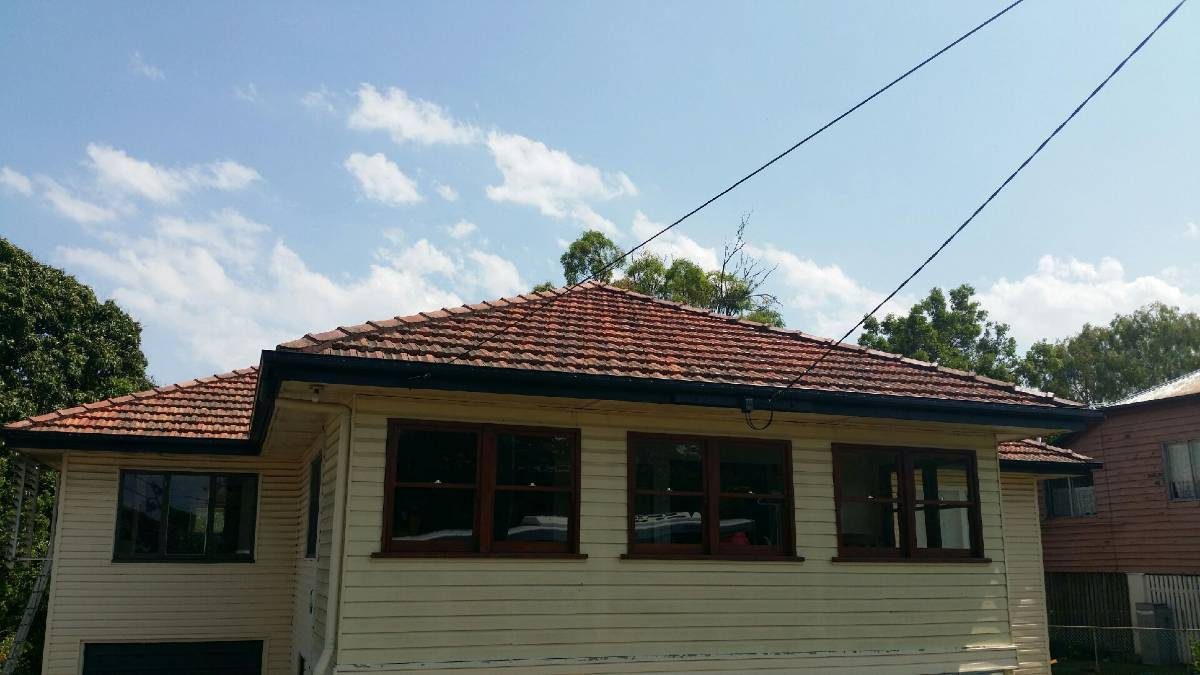 View Photo: Gutter Replacement & Fascia Repainting- Geebung