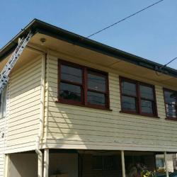 View Photo: Gutter Replacement & fascia Repainting- The Gap