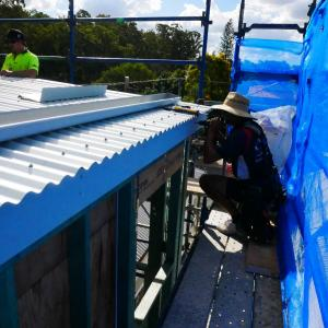 View Photo: Metal Roofing and Guttering Rosalie Brisbane – Ozroofworks