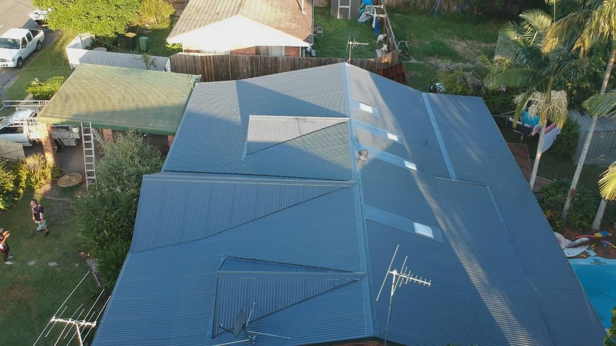 Metal Roofing Deception Bay Brisbane - Ozroofworks