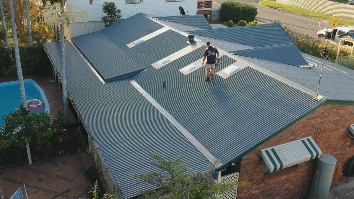 View Photo: Metal Roofing Deception Bay Brisbane - Ozroofworks