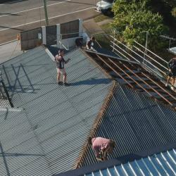 View Photo: Metal Roofing Project Bardon Brisbane – Ozroofworks