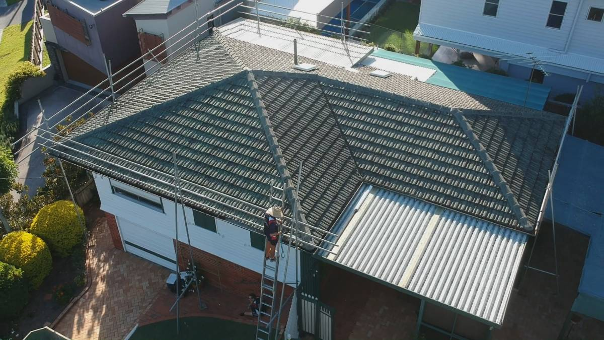 View Photo: Metal Roofing Red Hill Brisbane – Ozroofworks