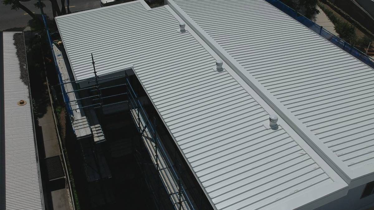View Photo: Metal Roofing Tennyson Brisbane - Ozroofworks