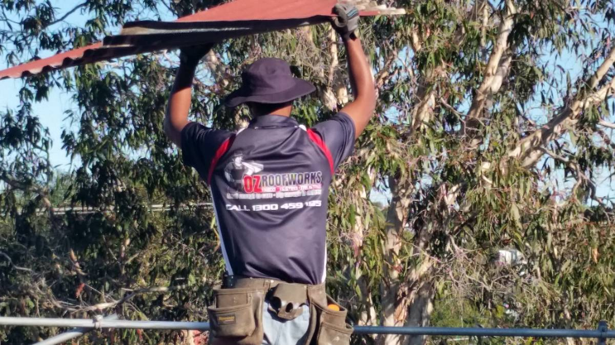 View Photo: Roof Replacement Brisbane