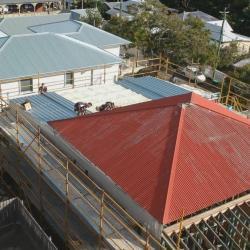 View Photo: Roofing Project Auchenflower Brisbane – Ozroofworks