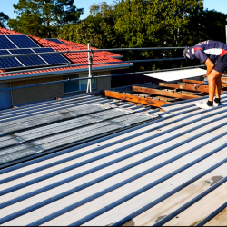 View Photo: Roofing Project Darra Brisbane – Ozroofworks