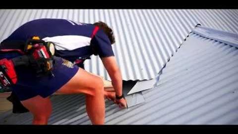 Watch Video : Metal Roofing Brisbane | Balmoral | Roof Replacement Ozroofworks