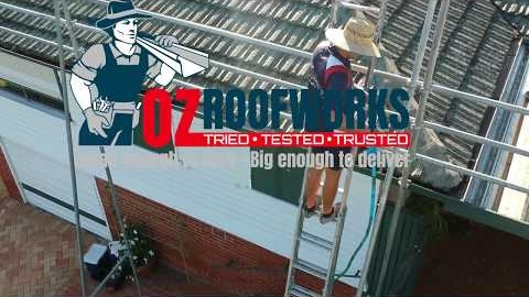 Watch Video : Metal Roofing Brisbane - Red Hill - Ozroofworks